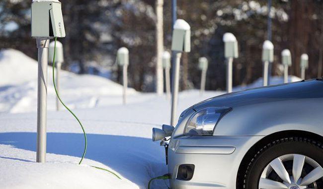 Розетки для подключения электрических подогревателей