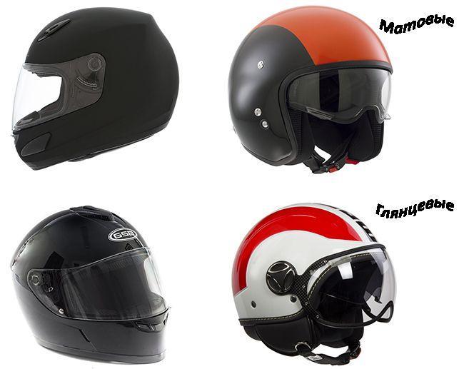 Варианты покраски шлема