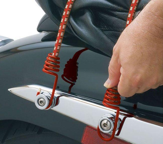 Сетка багажная для мотоцикла