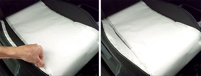 Чехлы для машины своими руками