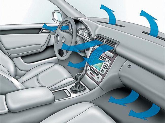 272 progrev - Чтобы окно не запотевало в авто