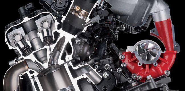 Турбированный мотор