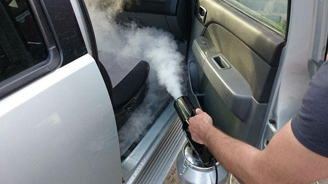 Сухой туман полностью нейтрализует запахи