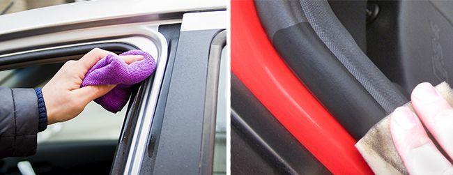 Уплотнительные резинки для авто