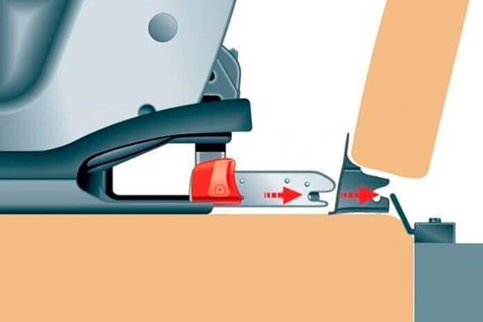 Как крепить кресло люльку